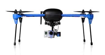 3D Robotics IRIS+ 915 MHz Drone