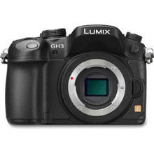 Panasonic Lumix DMC-GH3 Mirrorless Micro Four Thirds Digital Camera