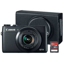 Canon PowerShot G7 X Photo Specialty Kit