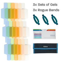 Rogue Flash Gels: Color Correction Kit