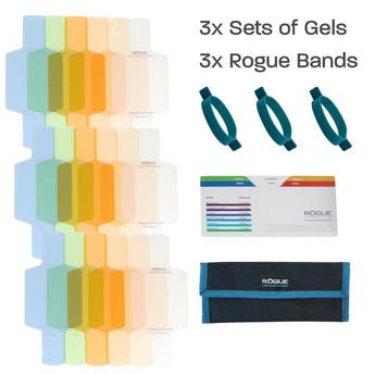 Rogue Flash Gels: Color Correction Kit