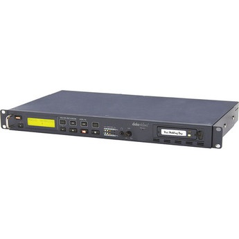 Datavideo HDR-70 HDD Recorder for SD/HD-SDI with Removable Drive Bay
