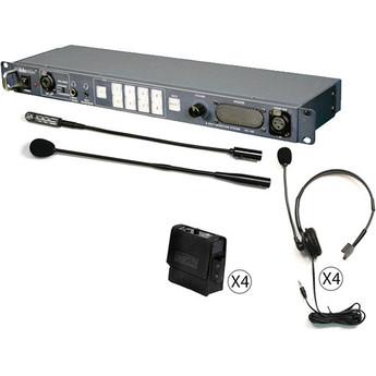Datavideo ITC-100 8-User Wired Intercom System