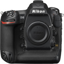 Nikon D5 DSLR Camera (Body Only, Dual CompactFlash)