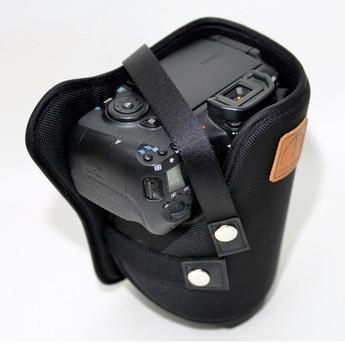 HIGH NOON CAMERA Large Camera Holster 200F