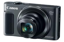 Canon PowerShot SX620 HS Black (CAN1072C001)