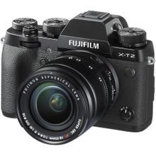 Fujifilm X-T2 Mirrorless Digital Camera with 18-55mm Lens