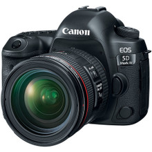 Canon EOS 5D Mark IV DSLR Camera with 24-70mm f/4L Lens (CAN1483C018), New York, California, Maryland, Connecticut
