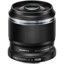 Olympus M.Zuiko Digital ED 30mm f/3.5 Macro Lens (OLY V312040BU000), New York, California, Maryland, Connecticut