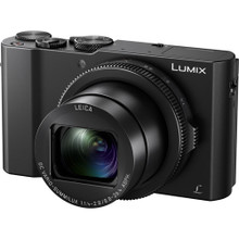 Panasonic LUMIX 4K Digital Camera LX10 with 20 Megapixel 1-inch Sensor, 3X 24-72mm F/1.4-2.8 LEICA DC VARIO-SUMMILUX Lens (OLYLX10)