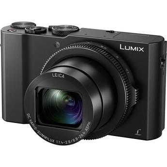 Panasonic LUMIX 4K Digital Camera LX10 with 20 Megapixel 1-inch Sensor, 3X 24-72mm F/1.4-2.8 LEICA DC VARIO-SUMMILUX Lens (OLYLX10)