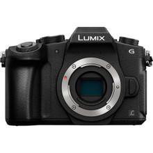 LUMIX G85 4K Mirrorless Interchangeable Lens Camera Body Only