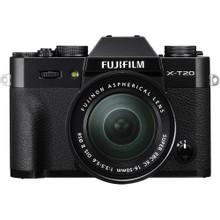 Fujifilm X-T20 Mirrorless Digital Camera with 16-50mm Lens