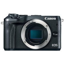Canon EOS M6 Mirrorless Digital Camera Body