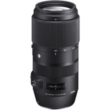Sigma 100-400mm f/5-6.3 DG OS HSM Contemporary Lens