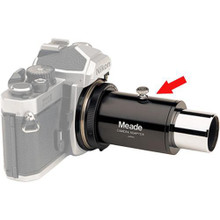 MEADE BASIC CAMERA ADAPTER - 1.25""