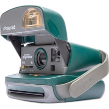 Impossible Polaroid 600 Round Instant Camera (Green)