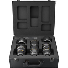 Nikon 100th Anniversary NIKKOR Triple f/2.8 Zoom Lens Set