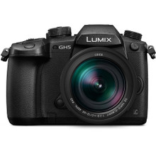 PANASONIC LUMIX DC-GH5 MIRRORLESS DIGITAL CAMERA W/ 12-60MM LENS KIT