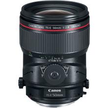 Canon TS-E 50mm f/2.8L Macro Tilt-Shift Lens