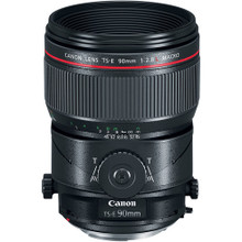 Canon TS-E 90mm f/2.8L Macro Tilt-Shift Lens