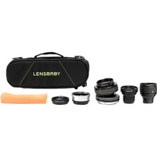 LENSBABY COMPOSER PRO II SWAP KIT FOR NIKON F