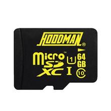 HOODMAN STEEL 64GB MICRO SDXC MEMORY CARD