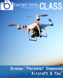 """11/21/17 - Drones: """"Personal Unmanned Aircraft & You"""""""