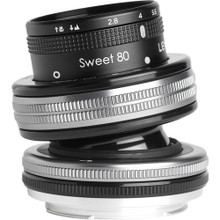 Lensbaby Composer Pro II with Sweet 80 Optic for Nikon F