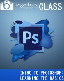 01/17/18 - Intro to Photoshop: Learning The Basics