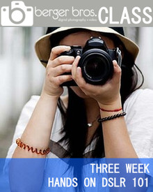 07/20/18 - THREE WEEK HANDS ON DSLR 101 FOR BEGINNERS
