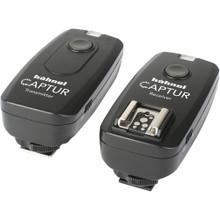 hahnel Captur Remote Control and Flash Trigger for Olympus/Panasonic Cameras