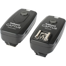 hahnel Captur Remote Control and Flash Trigger for Fujifilm Cameras