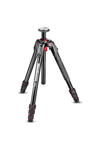 190go! MS Carbon 4-Section photo Tripod with twist locks