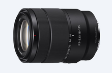 E 18-135mm F3.5-5.6 OSS APS-C E-mount Zoom Lens