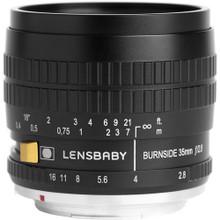 Lensbaby Burnside 35mm f/2.8 Lens