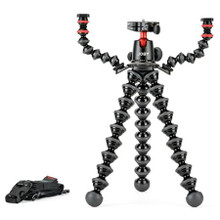 "Joby GorillaPod Rig for DSLR Camera, Mic and Lights, 11 lbs Capacity, 17"" Folded Length"