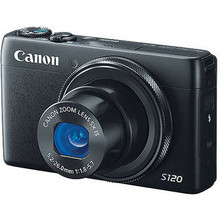 Canon Power Shot S120 Digital Camera, New York, California, Maryland, Connecticut