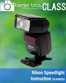 06/11/18 - NIKON Speedlight Instruction (FLASHES)