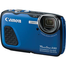 Canon PowerShot D30 Waterproof Digital Camera, New York, California, Maryland, Connecticut
