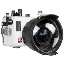 200DLM/B Underwater TTL Housing for Panasonic Lumix GX9 Mirrorless Micro Four-Thirds Cameras