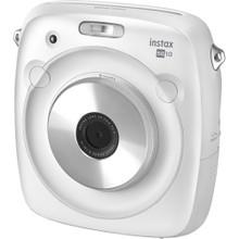 Fujifilm instax SQUARE SQ10 Hybrid Instant Camera (White)
