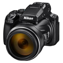 Nikon COOLPIX P1000 Digital Point & Shoot Camera (In Stock)