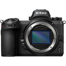 Nikon Z6 Mirrorless Digital Camera (Body Only) (Pre-Order)