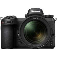 Nikon Z7 FX-Format Mirrorless Camera with 24-70mm Lens Adapter Kit (Pre-Order)