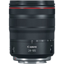 Canon RF 24-105mm f/4L IS USM Lens (In Stock)