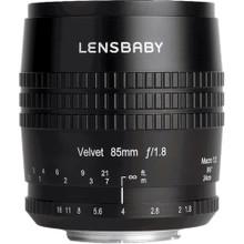 Lensbaby Velvet 85mm f/1.8 Lens