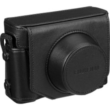 Fuji X20 Leather Case