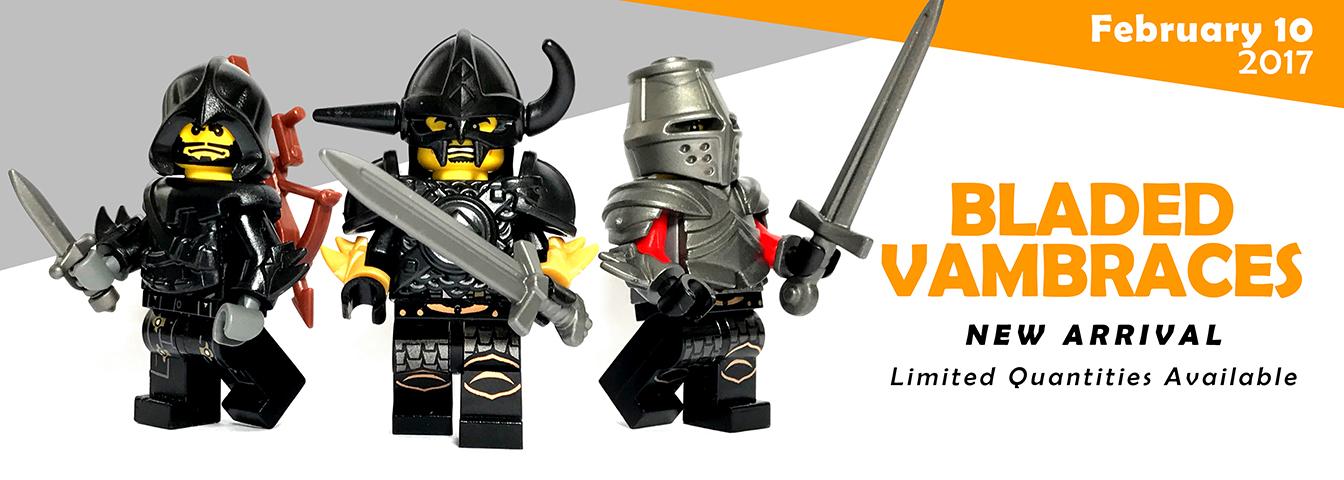 LEGO Ideas - Magneto's Power Armor