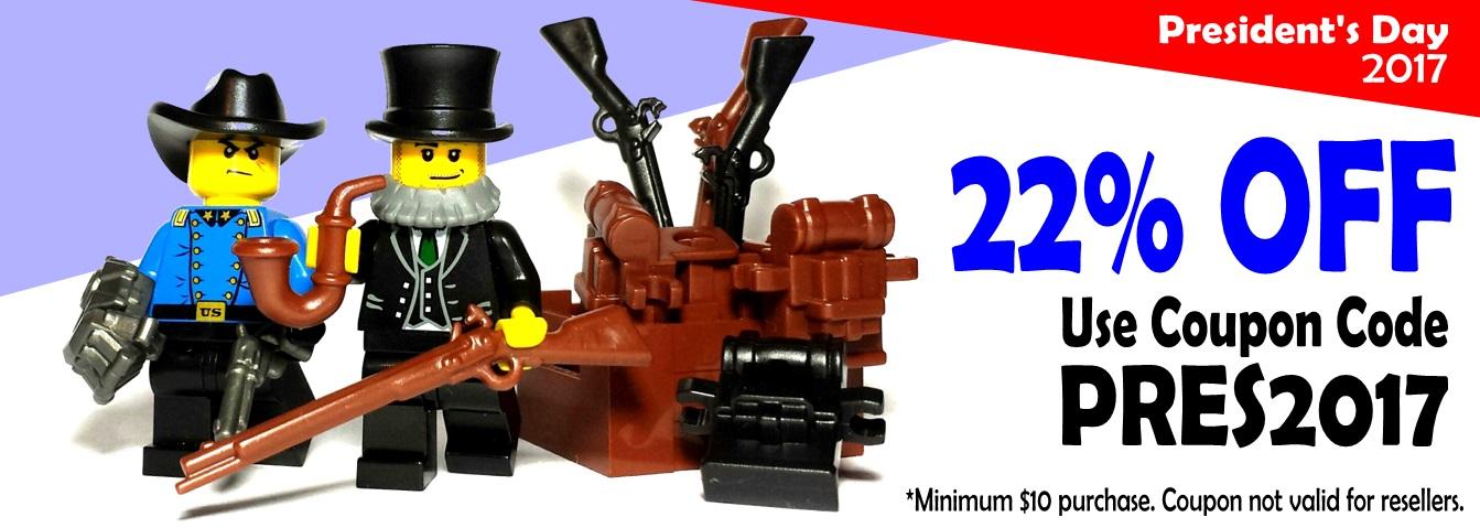 Custom Lego Minifigure Sale